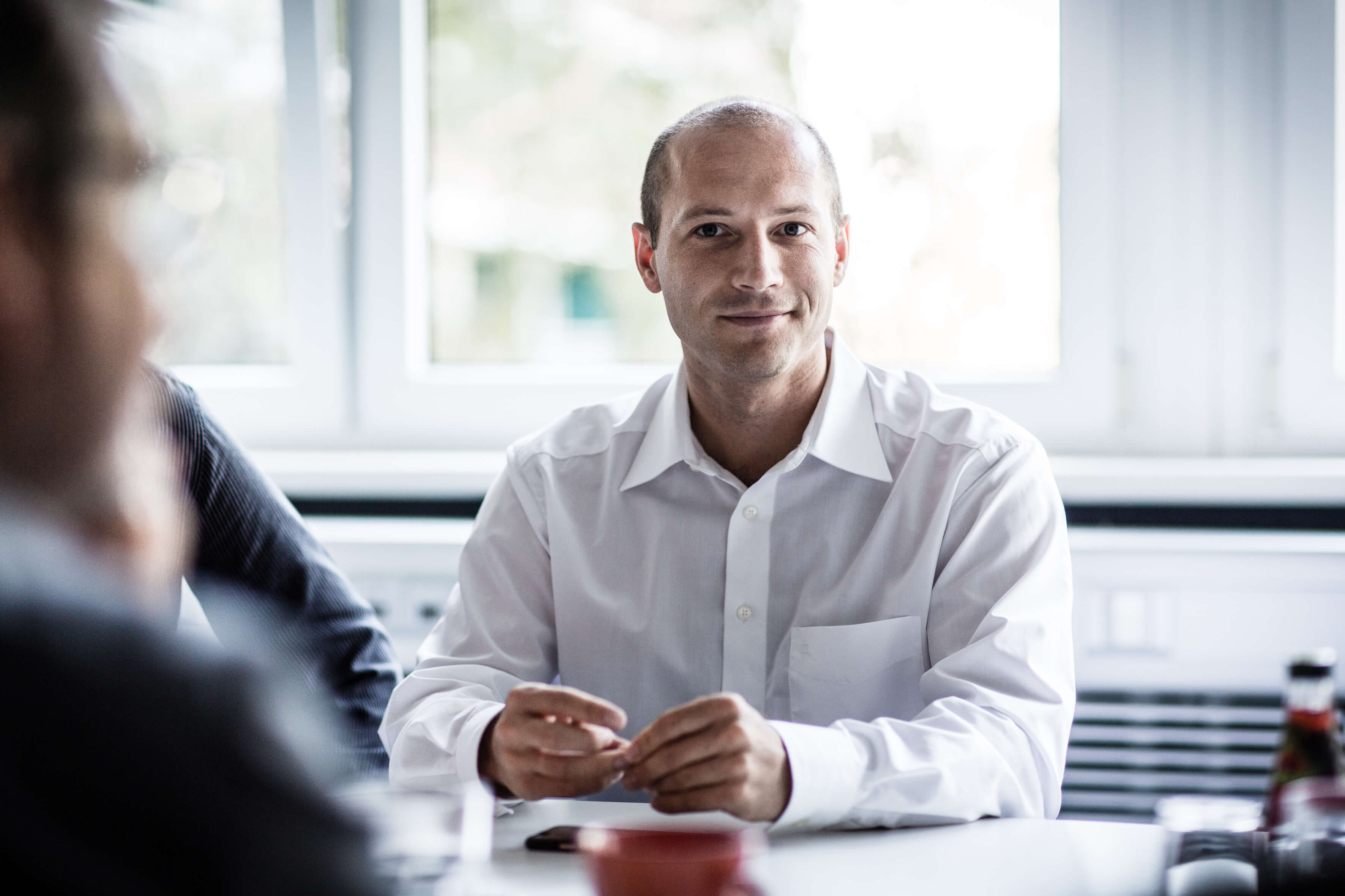 Sebastian Meyer CEO